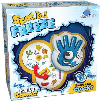 Spot It! Freeze Game