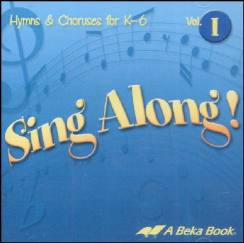 Sing Along! Volume 1 CD