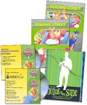 Reading Street Homeschool Package Grade 2 (old edition)