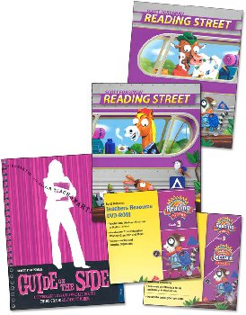 Reading Street Homeschool Package Grade 3 (old edition)