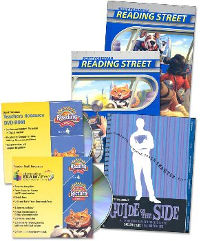 Reading Street Homeschool Package Grade 4 (old edition)