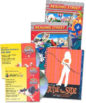 Reading Street Homeschool Package Grade 5 (old edition)
