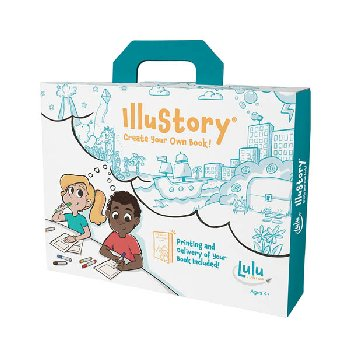 Illustory: Create Your Own Book!