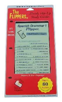 Spanish Grammar Flipper