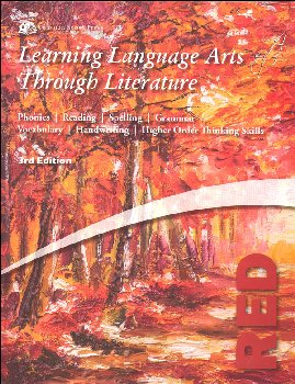 Learning Language Arts Through Literature Red Program 3rd. Ed.