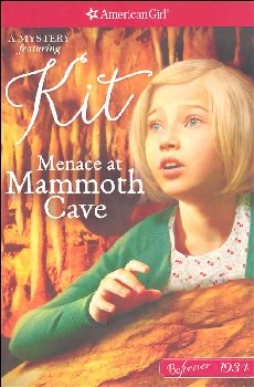 Beforever Kit Mystery: Menace at Mammoth Cave
