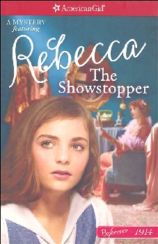 Beforever Rebecca Mystery: Showstopper