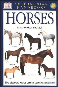 Horses (Smithsonian Handbook) by Edwards