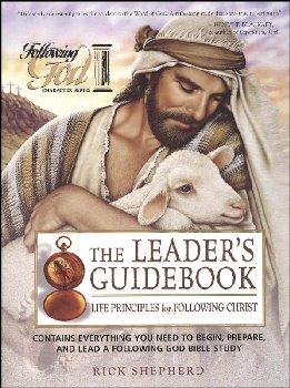 Life Principles for Following Christ Guide