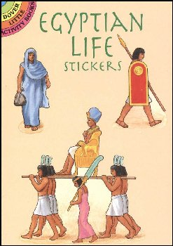 Egyptian Life Small Format Stickers