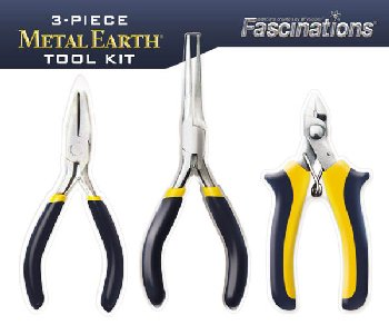 Metal Earth Tool Kit - 3 Piece