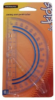 Protractor with Swing Bar