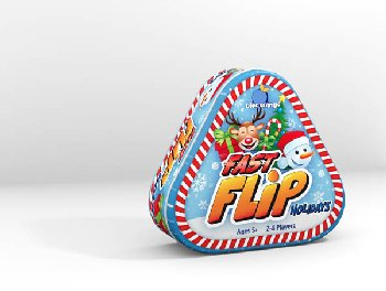 Fast Flip Holidays (mini) Game
