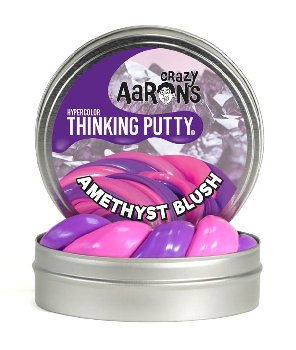Amethyst Blush Putty - Large Tin, Heat Sensitive Hypercolor)
