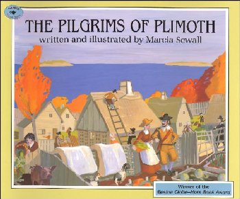 Pilgrims of Plimoth / Sewall