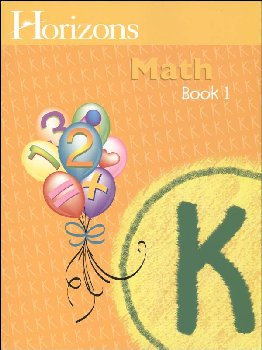 Horizons Math K Workbook One
