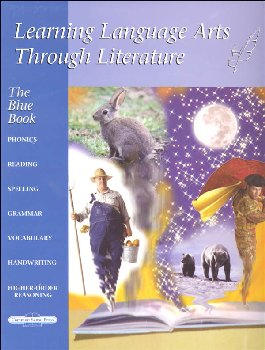 Learning Language Arts Through Literature Blue Book Reading Program (2nd Edition)