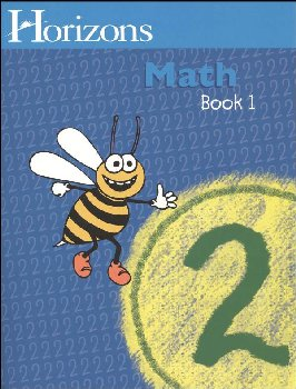 Horizons Math 2 Workbook One