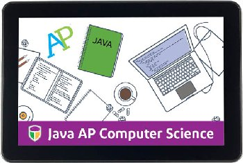 CompuScholar: Java Programming (AP Prep) Online Course 1-Year Subscription