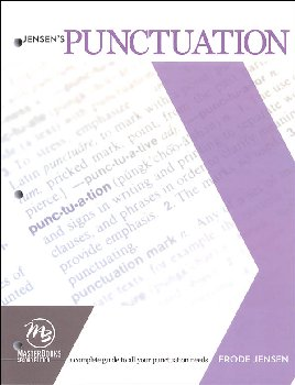Jensen's Punctuation (combined volume)