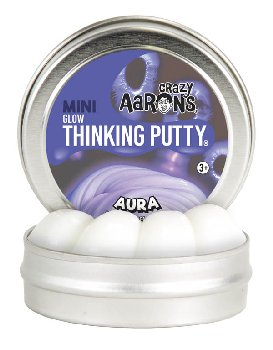 Aura Putty - Small Tin (Glow in the Dark)