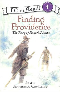 Finding Providence (I Can Read History)