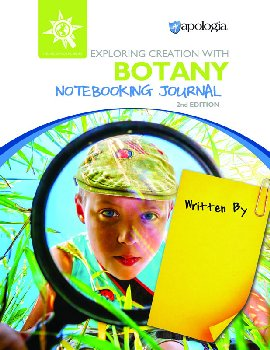 Exploring Creation with Botany Notebooking Journal (2nd Edition)