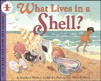 What Lives in a Shell? (Let's Read And Find Out Science, Level 1)
