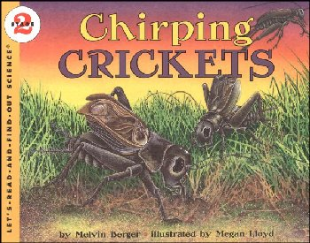 Chirping Crickets (Let's Read and Find Out Science, Level 2)