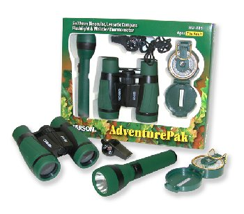 Carson AdventurePak Kid's Outdoor Adventure Set