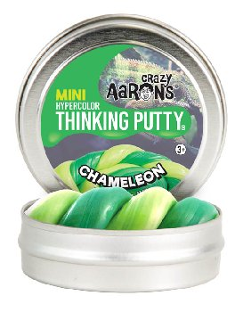 Chameleon Putty - Small Tin (Heat Sensitive Hypercolor)