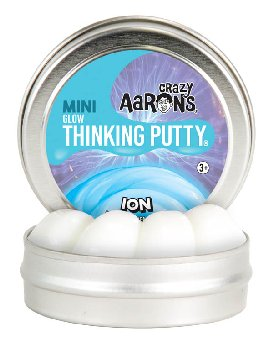Ion Putty - Small Tin (Glow in the Dark)