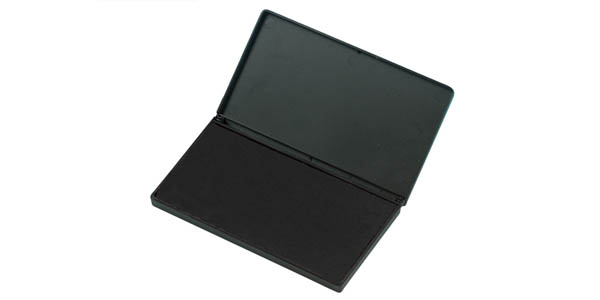 Black Ink Pad - Large Size