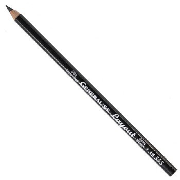 Layout Round Black Finish Graphite Drawing Pencil