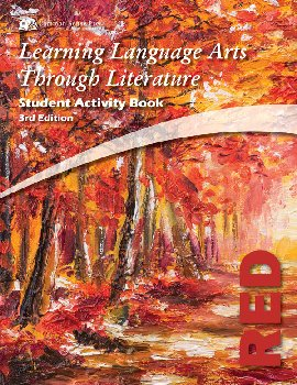 Learning Language Arts Through Literature Red Student Book (3rd Edition)