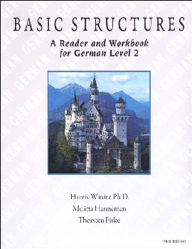 German Basic Structures 2 Book Only