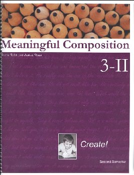 Meaningful Composition 3 (II): Create!