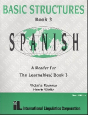 Spanish Basic Structures 3 Book Only