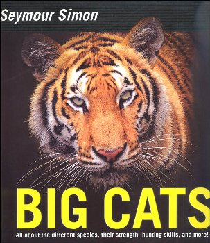 Big Cats: Revised Edition (Seymour Simon)