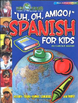 Spanish For Kids (Little Linguists)