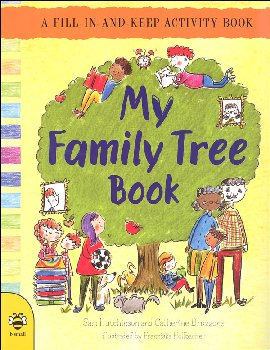 My Family Tree (A fill-in-and-keep Activity Book)