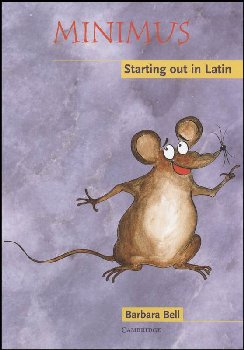 Minimus: Starting Out in Latin Audio CD