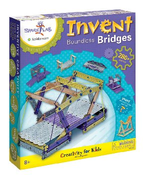 Invent Boundless Bridges (Spark! Lab Smithsonian)