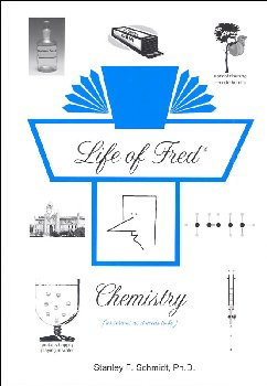 Life of Fred: Chemistry-Human Face Chemistry