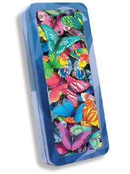 Butterfly Magic 3D Pencil Tin