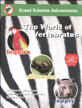 World of Vertebrates (Great Science Adventures)