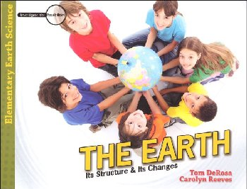 Earth: Its Structure & Its Changes Text