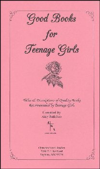 Good Books for Teenage Girls