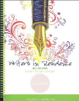Writers in Residence Volume 1 - Apprentice