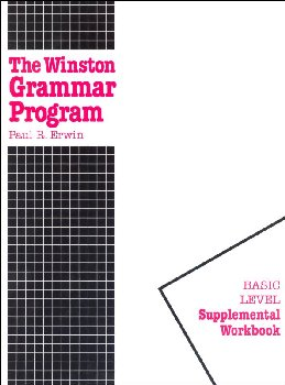 Winston Grammar Basic Supplemental Workbook